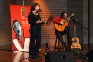 Paroles Égales au Festival international de littérature de Bogotá (Colombie), 2010